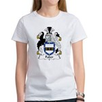 Faber Family Crest Women's T-Shirt