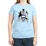 Faber Family Crest   Women's Light T-Shirt