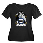 Faber Family Crest   Women's Plus Size Scoop Neck