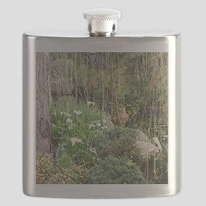 Himeji Japanese Garden, Adelaide 5 Flask