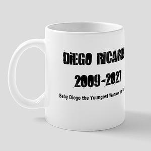 Diego Ricardo Mug