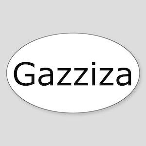 Gazizza Sticker