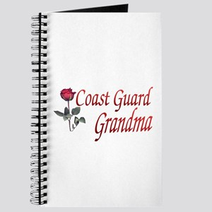 coast guard grandma Journal