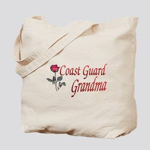 coast guard grandma Tote Bag