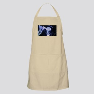 Jellyfish Family Light Apron