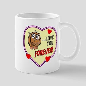 Owl Love You Forever Mugs