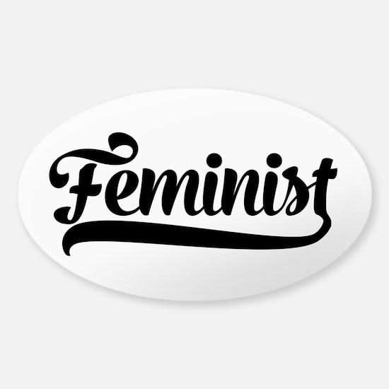 Feminist Decal