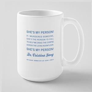 SHE'S MY PERSON Mugs