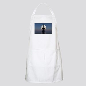 Ship Sailing In The Night Apron