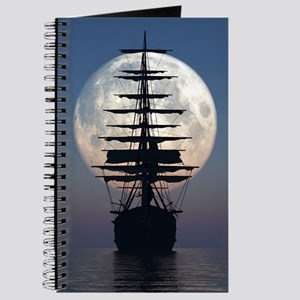Ship Sailing In The Night Journal