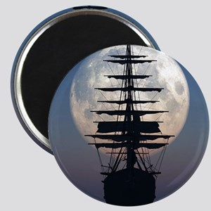 Ship Sailing In The Night Magnets