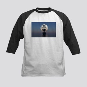Ship Sailing In The Night Baseball Jersey