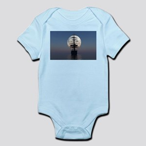 Ship Sailing In The Night Body Suit