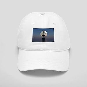 Ship Sailing In The Night Baseball Cap