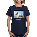Basenji Women's Dark T-Shirt