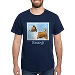 Basenji Dark T-Shirt