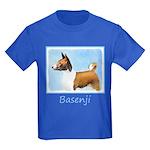 Basenji Kids Dark T-Shirt