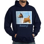 Basenji Hoodie (dark)