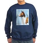 Basenji Sweatshirt (dark)