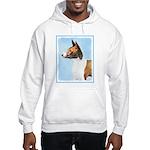 Basenji Hooded Sweatshirt