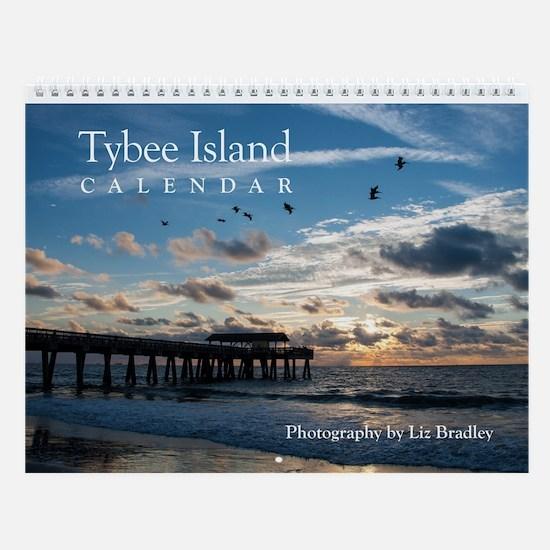 Tybee Island Wall Calendar