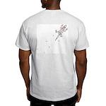 Climbing Lizard Ash Grey T-Shirt