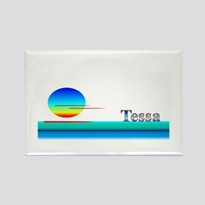 Tessa Rectangle Magnet