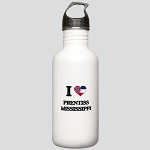 I love Prentiss Missis Stainless Water Bottle 1.0L