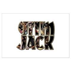 GrimJack Art Posters