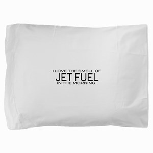 jetfuel_bk Pillow Sham