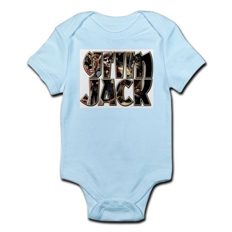 GrimJack Art Infant Creeper