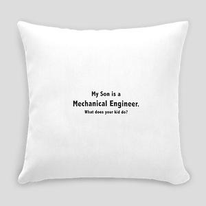 me_black_s Everyday Pillow
