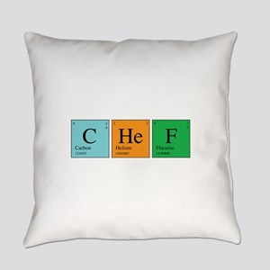 chem_chef Everyday Pillow