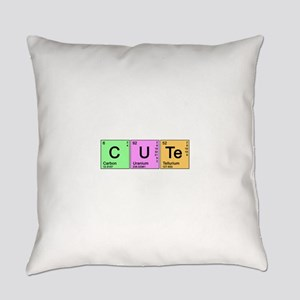 cute_color Everyday Pillow