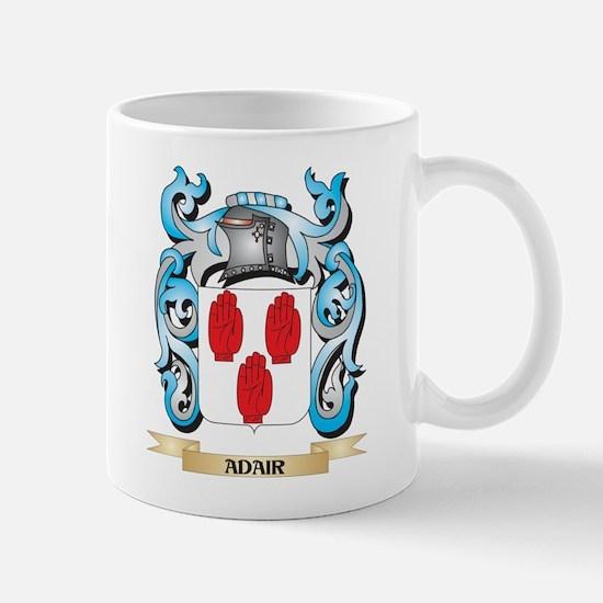 Adair Coat of Arms - Family Crest Mugs