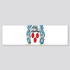 Adair Coat of Arms - Family Crest Bumper Sticker
