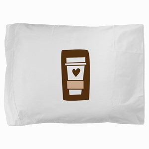 latte Pillow Sham