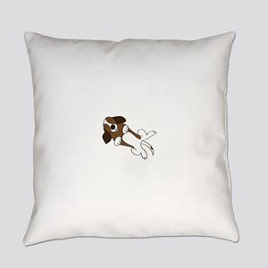 wilbur_ipad Everyday Pillow