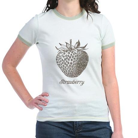 Vintage Strawberry Jr. Ringer T-Shirt