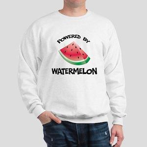 Powered By Watermelon Sweatshirt