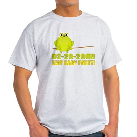 Leap Baby Party Light T-Shirt