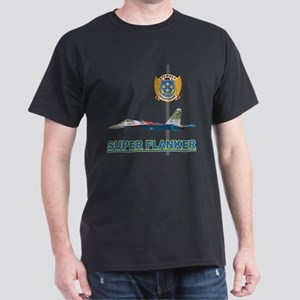Su-35 Super Flanker Dark T-Shirt
