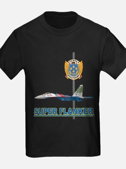 Su-35 Super Flanker T