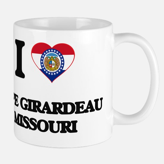 I love Cape Girardeau Missouri Mug