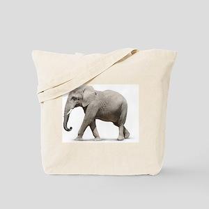 Elephant photo Tote Bag