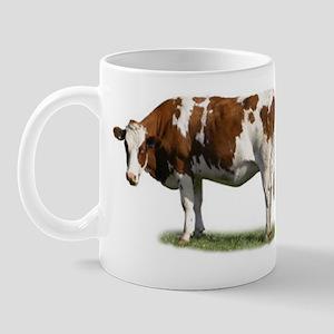 Cow Photo 11 oz Ceramic Mug