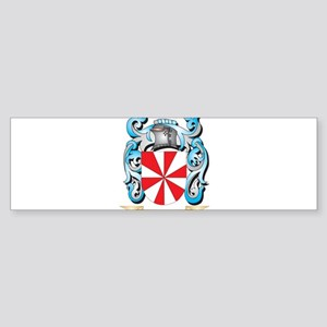 Addison Coat of Arms - Family Crest Bumper Sticker