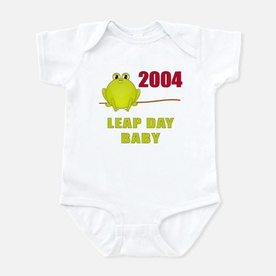 2004 Leap Year Infant Bodysuit