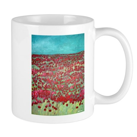 Venus POPPIES Mug