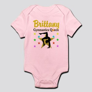 GYMNAST QUEEN Infant Bodysuit